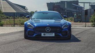 Prior-Design добавили Mercedes-AMG GT еще больше агрессии