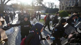 Большинство погибших в Стамбуле оказались гражданами Германии