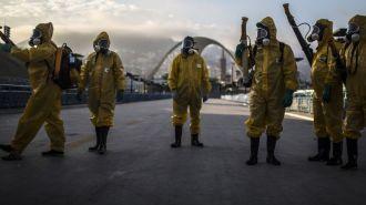 Медики зафиксировали взрывной рост распространения вируса Зика на американском континенте