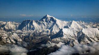 Высочайшая вершина земли