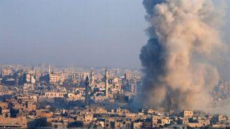 Правительство Сирии практически освободило Алеппо