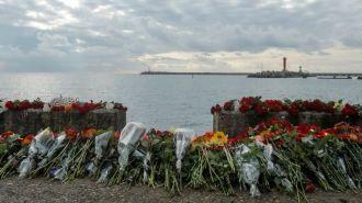 Российские спасатели начали масштабную операцию по поиску тел погибших в катастрофе над Черным морем