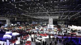 В Женеве начинается традиционная автовыставка