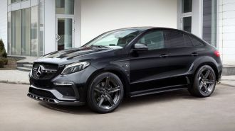 Аэрокит для Mercedes GLE Coupe
