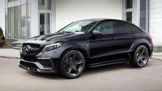 Аэрокит для Mercedes GLE Coupe