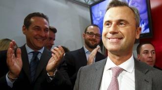 Победа правого кандидата Норберта Хофера переполошила политиков Австрии