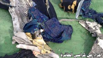 Французские спасатели зафиксировали сигнал черных ящиков рейса 804 EgyptAir