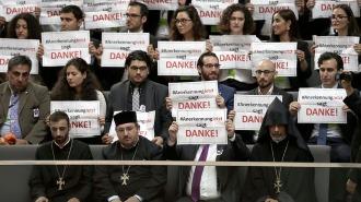 Турция отозвала посла из Германии после признания геноцида армян