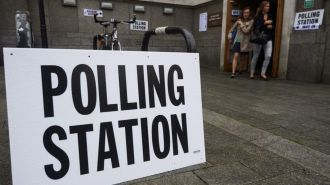 В Великобритании завершается голосование на референдуме по членству в ЕС