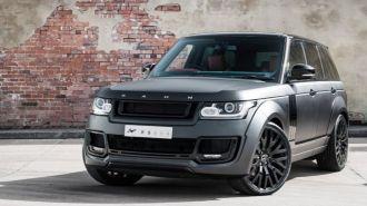 Ценители эксклюзива смогут купить Range Rover от компании Project Kahn