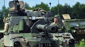НАТО начинает крупнейшие учения со времен окончания холодной войны