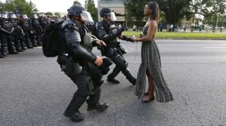 В США продолжились протесты против насилия со стороны полиции