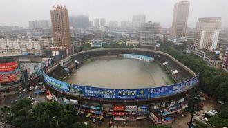 Наводнение убило 180 человек в Китае