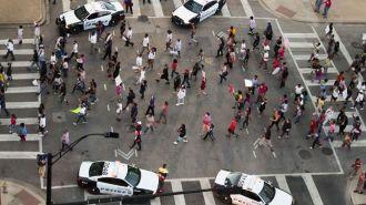 Пять полицейских погибли в Далласе
