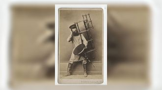 От марксизма до Макдональдса: подборка фото из российских музеев и частных коллекций