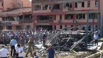 В результате взрыва бомбы в Турции погибло как минимум 6 человек