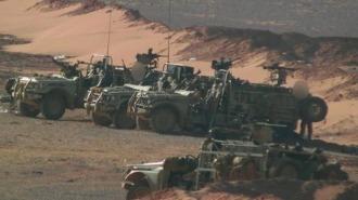 Появились первые фото британских спецназовцев в Сирии