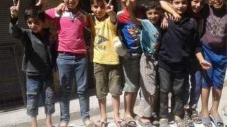 В Сирии началось перемирие