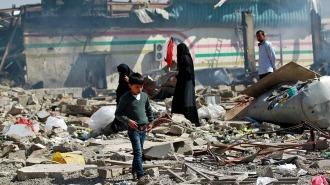 Каждый третий удар саудовской авиации в Йемене попадает в гражданские цели