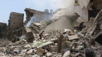 У повстанцев в Алеппо почти закончилось горючее