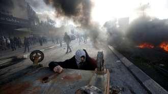 В Израиле начались столкновения после признания Трампом Иерусалима столицей