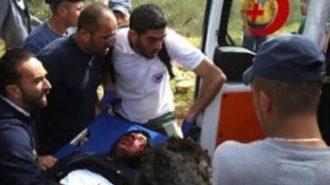 Израильские военные атаковали протестующих палестинцев
