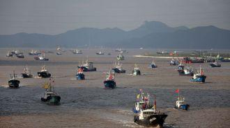 Китайский лазер стал преследовать американских военных в Тихом океане