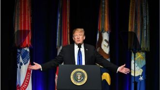 США включили КСИР в число террористических организаций