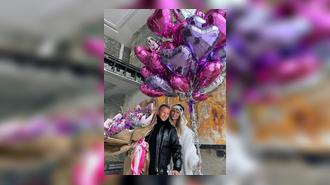 Певица Ханна необычно поздравила мужа с днём влюблённых