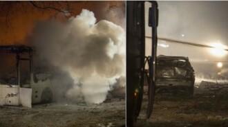 Как минимум 18 человек погибли в результате взрыва в Анкаре