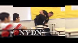 В Южной Каролине полицейский напал на ученицу. ФБР требует расследовать происшествие