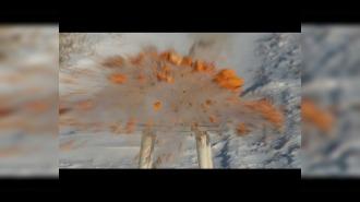 Корсар 8 взрыв