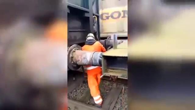 Сцепка вагонов по немецки