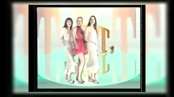 Реклама ночного ларька в 90 года