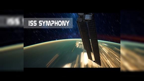 Красивое видео с МКС