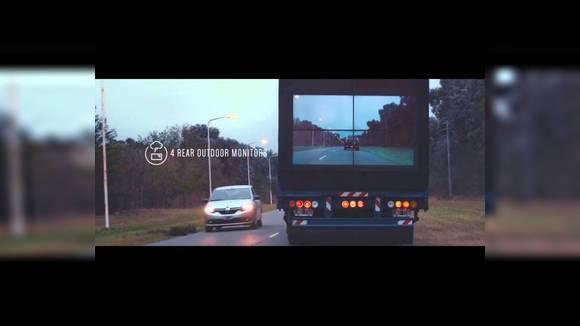 «Безопасный грузовик» от компании Samsung