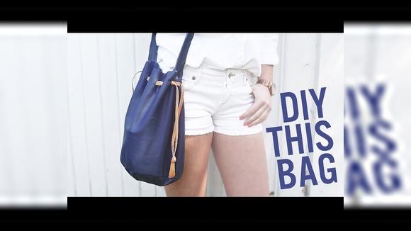 Мастер-класс: модная сумка своими руками