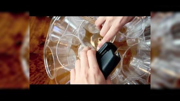 Как сделать светящиеся шары