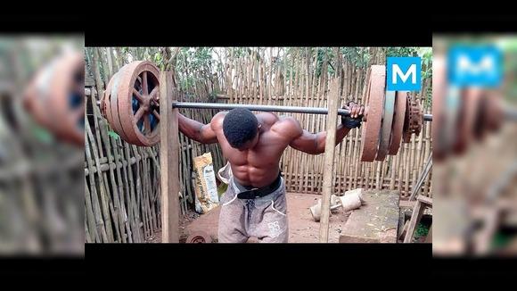 Африканские тренировки